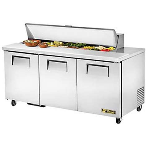 true refrigerated sandwich prep table true tssu 72 16 refrigerated sandwich food prep table