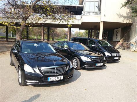 Executive Car Service by Gallery Executive Car Service Serbia