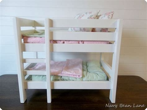 baby doll bunk beds baby doll bunk bed crafts dolls pinterest