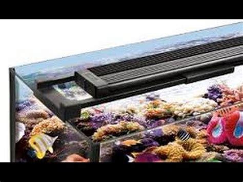 fluval edge marine light fluval sea marine reef performance led lighting youtube