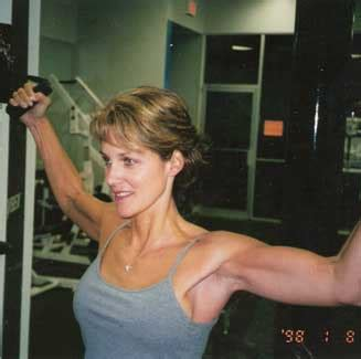 women in 40s physically fit fit over forty
