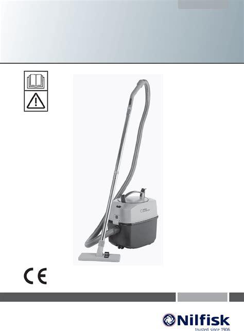 Vacuum Cleaner Advance nilfisk advance america vacuum cleaner gd 1000 manual