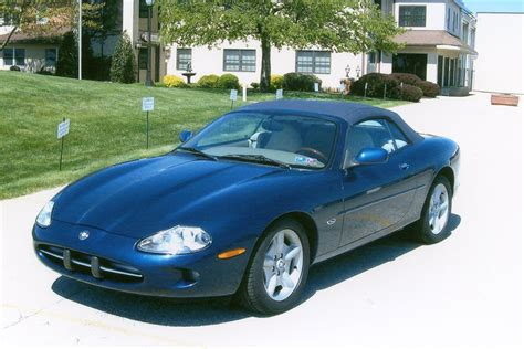 how do i learn about cars 1997 jaguar xk series electronic valve timing 1997 jaguar xk8 convertible 195756
