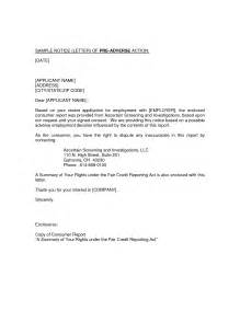 notice template letter best photos of template of notification letter template