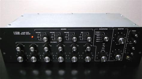 Urei Model 1620 model 1620 used model 1620 dj mixer urei us