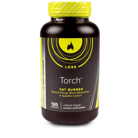 Reset Detox Stack by Torch Aggressive Burner Supplement With Appetite