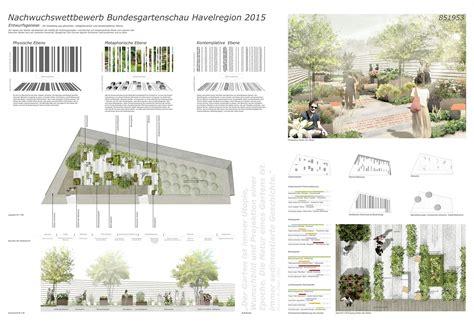 pocket park presentation plan quot garden of gardens quot 조경