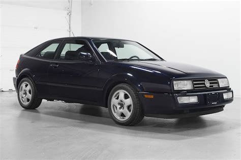 1995 Volkswagen Corrado German Cars For Sale