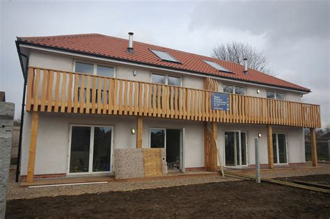 home building blogs straw bale council house lincolnshire green building blog