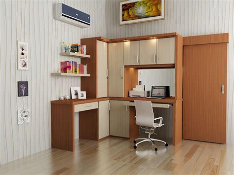 Meja Belajar Bahan Hpl meja komputer sudut kayu jati produksi meja kantor