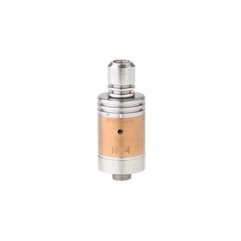 Steel Diamter 17mm anima style rda rebuildable atomizer copper silver stainless steel 17mm diameter