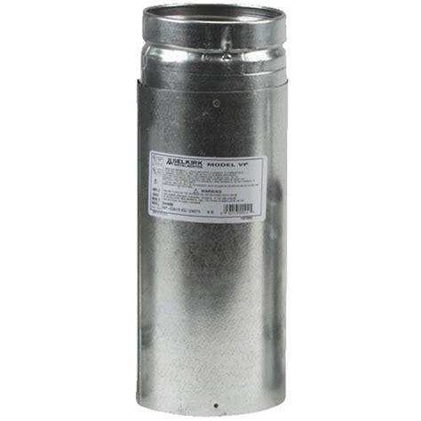 selkirk stove pipe selkirk vp 3 quot adjustable pellet stove pipe l m fleet