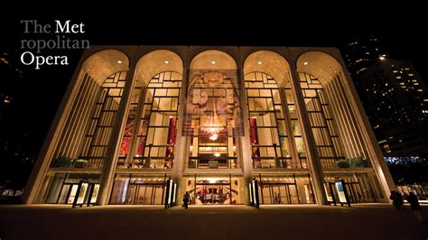 metropolitan opera house lincoln center lincoln center