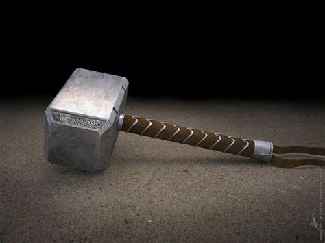 Hammer Of Thor 5 thor s hammer wallpaper wallpapersafari