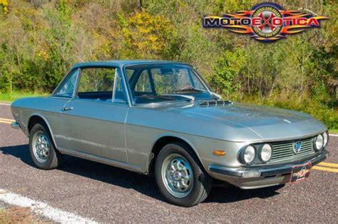 Lancia Fulvia 1 3 S For Sale 1973 Lancia Fulvia Fulvia Coup 233 1 3 S Series Ii For Sale