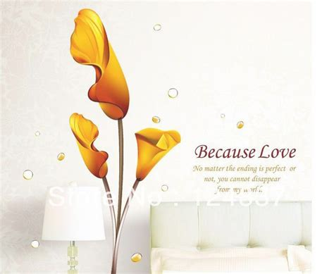 Peacock Feather Wall Sticker lily flower quotes and sayings quotesgram