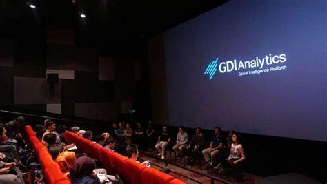 cinemaxx fx sudirman jakarta gdianalytics ajak ukm terawang masa depan dengan big data