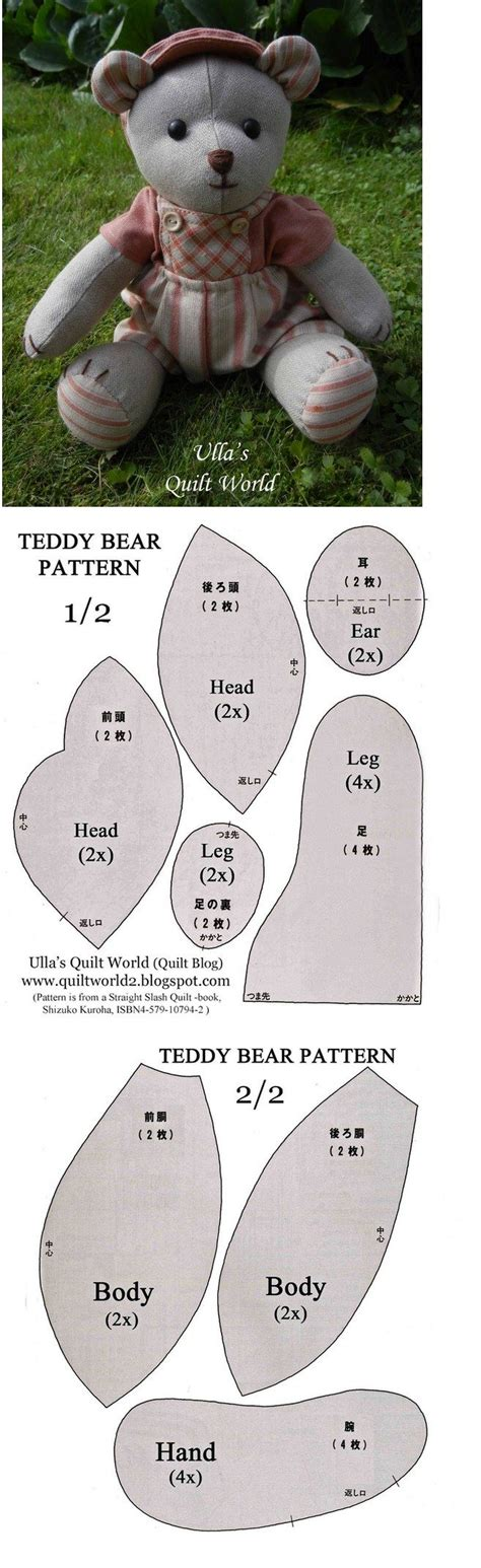 memory teddy bear patterns 359 best images about a teddy bear quilt on pinterest