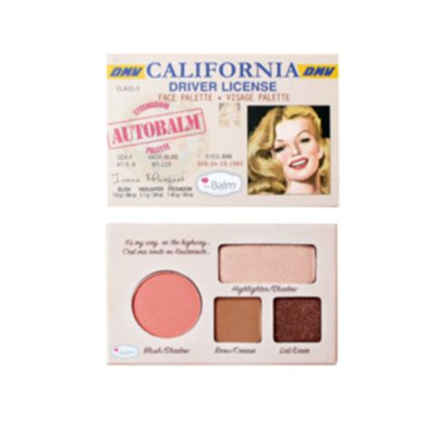 Palatte California By The Balm buy the balm cosmetics in new zealand makeup co nz