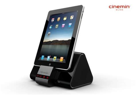 We Are The Bears Iphone All Hp 1 cinemin slice pico projection and stereo speakers all in