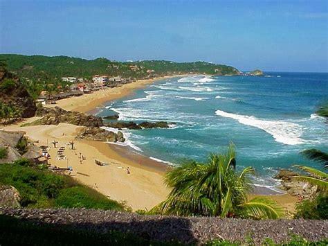 playas nudistas en mexico pin playas of oaxaca cerro hermoso on pinterest
