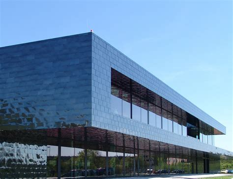 3d Wall Panel by Altdorf Industrial Building Metal Cladding West Side
