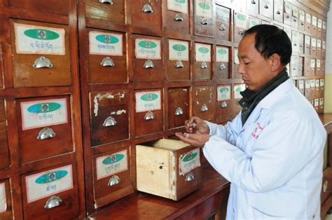Hospital Background Check Tibetan Medicine Is A Treasured Asset 1 Chinadaily Cn