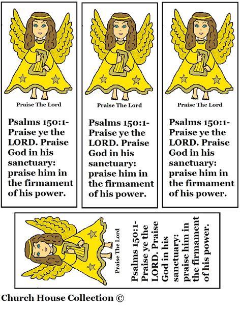 free printable angel bookmarks angel bookmarks