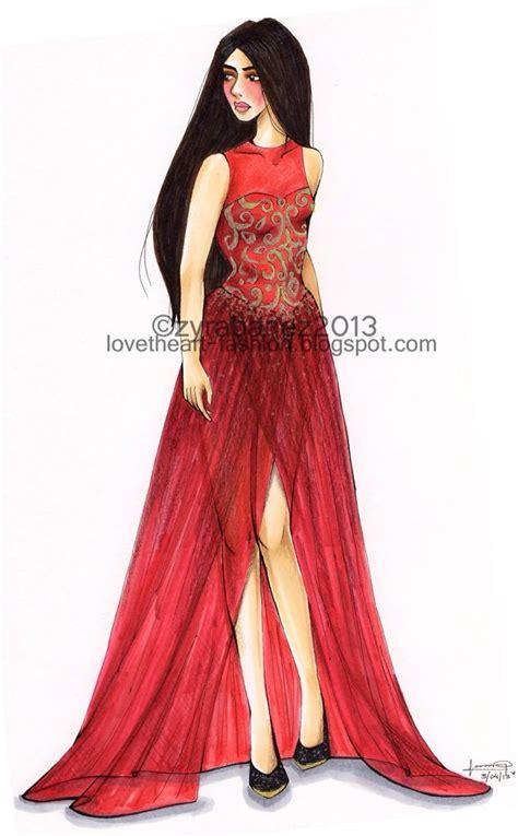 fashion illustration zyra 333 28 best zyra banez images on fashion drawings