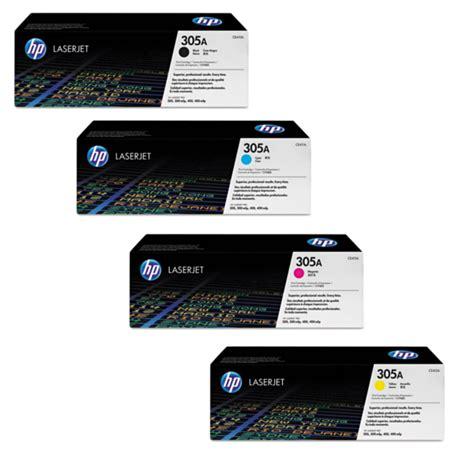 Toner Color Hp Laserjet hp laserjet pro 400 color m451nw color toner set oem