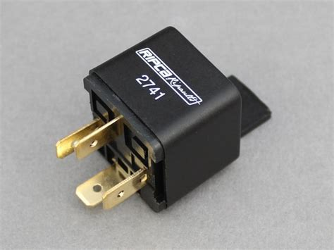 mini make relay 12v 40a no with diode 12 volt planet
