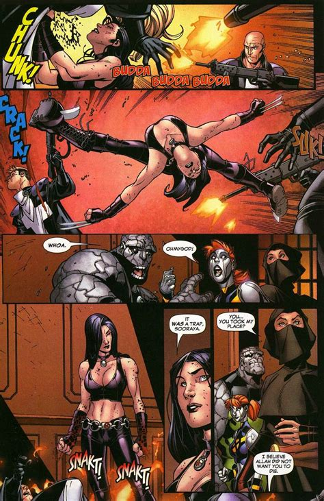 Best X-23 moment - X-23 - Comic Vine X 23 Comic