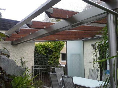 Terrassenüberdachung Aus Holz Mit Glasdach by Terrassenuberdachung Holz Mit Glasdach Kreatif Zu