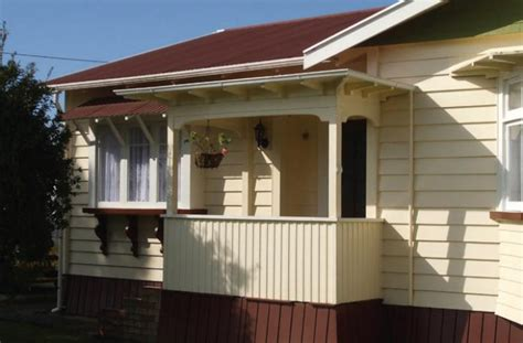 veranda nz wall cladding original details branz renovate