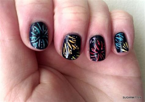 new year nail design 2015 15 happy new year nail designs ideas trends