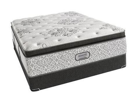 simmons beautyrest legend pillow top simmons beautyrest legend bradford plush pillowtop