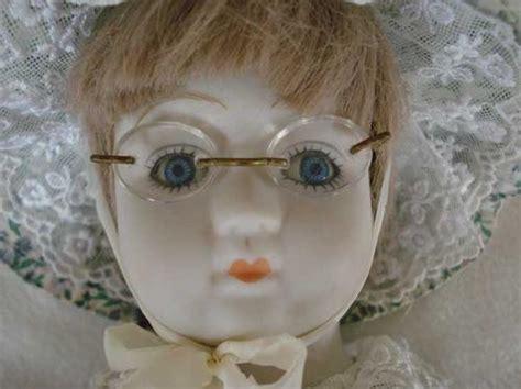 porcelain doll elastic porcelain ceramic vintage zasan porcelain doll