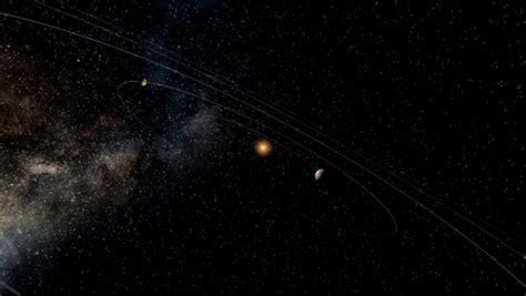 virtual    solar system artists impression esahubble