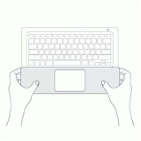 Trackpad Palmguard Macbook moshi palmguard trackpad protector for macbook air 易潔手墊貼