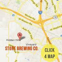 San Diego Brewery Map by Stone Brewing Company Cheat Sheet And Beer List