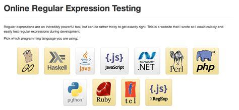 url pattern regex java web apps regular expression tool like sqlfiddle
