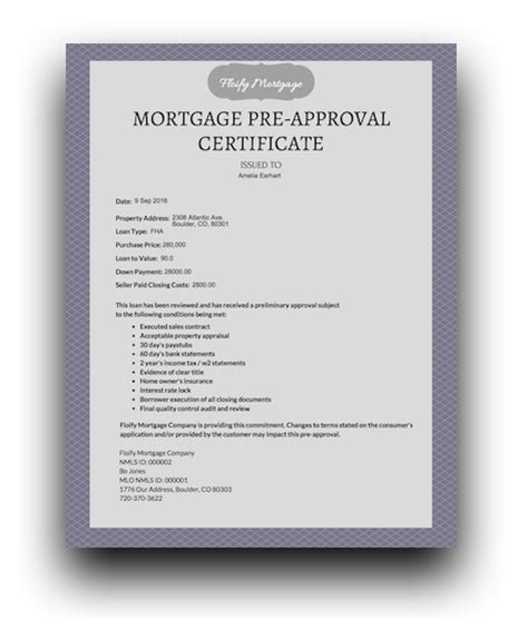Commitment Letter Vs Pre Approval Letter Pre Approval Mortgage Letter 41 Images Boston Pre Approval Letters And Commitment Letters