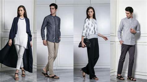 Baju The Executive ingin bergaya saat lebaran pilih desain baju eksklusif dari the executive tribunnews
