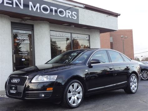 Audi A6 Baujahr 2007 by 2007 Audi A6 4 2 News Reviews Msrp Ratings With