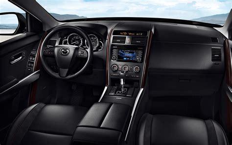 mazda jeep 2015 2016 mazda cx 9 redesign suv interior carstuneup