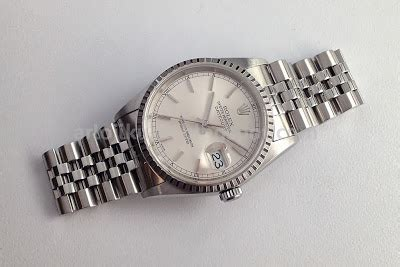 Jam Tangan Wanita Rolex Datejust 12 jam tangan second sold rolex datejust ref 16220 k series ca 2002