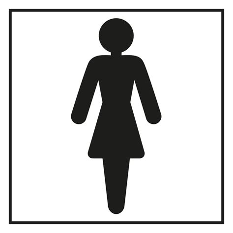 woman bathroom symbol colorful toilet cover decorations