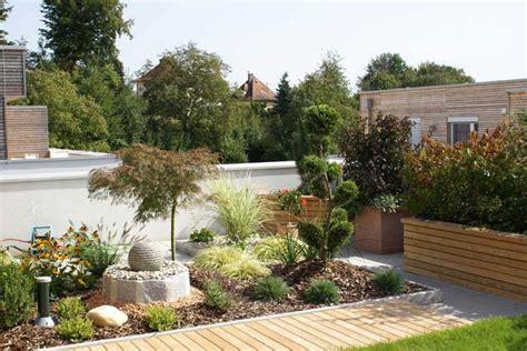 Gartengestaltung Modern