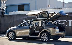 Tesla Next Electric Car Detroit Motor Show 2013 Tesla Model X Autocar Electric