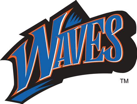 pepperdine waves wordmark logo ncaa division